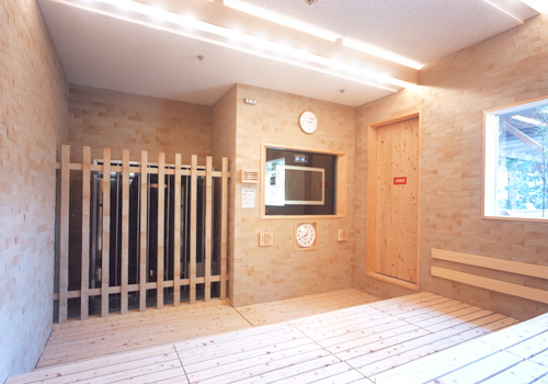 Far infrared rays Sauna